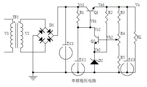 SMT電子廠电子工程师必须掌握的20种模拟控制电路图!!(图10)